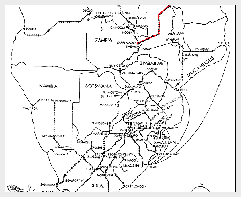 Tanzania Zambia Railways | Africa Trains